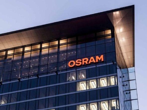 Unternehmenszentrale Osram Lighthouse in München (Foto: Osram)
