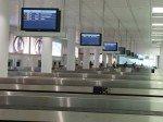 Airport München: Displays an der Gepäckausgabe (Foto: VIA Technologies)
