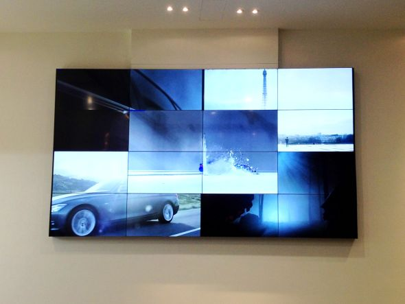 Hardware von VIA unter der Haube: BMW Showroom (Foto: VIA Technologies)