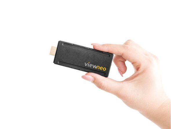Stick-Lösung, App und Cloud - Adversigns Viewneo ist nun in drei Varianten erhältlich (Foto: Adversign)