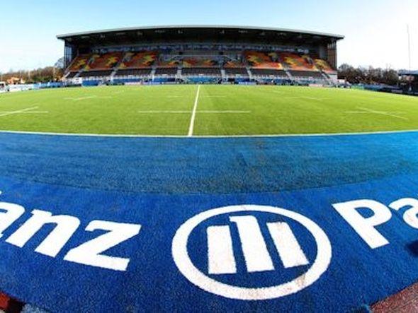 Im ihrem neuen Heimatstadion Allianz Park treten die Saracens gegen Gloucester an - in UHD (Foto: Saracens Ltd.)