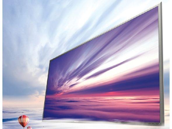 Mit dem 110 Zoll großen Riesen zeigt sich Hisense selbstbewusst auf der IFA (Foto: Hisense)