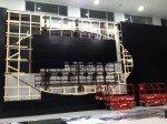 Fortgang der Installation (Foto:)