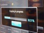 Die Displays können über die Software von Samsung oder anderer Anbieter angesteuert werden (Foto: Thomas Kletschke/ invidis.de)
