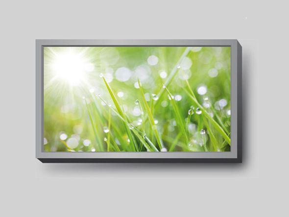 So ähnlich dürfte eines der neuen Telefunken-Displays aussehen: Screen. New Technologies-Modell SNT-SUN-L-46-AV-O (Foto: Screen. New Technologies)