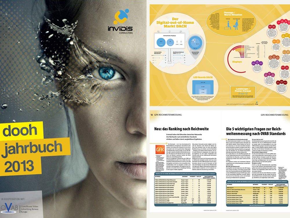 Das neue invidis DooH Jahrbuch 2013