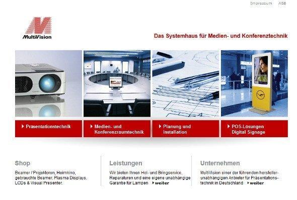 Multivision beantragt Insolvenz (Foto: Screenshot)