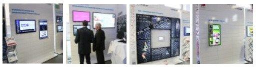 SOC-Partner auf dem Samsung LFD 2013 Frankfurt