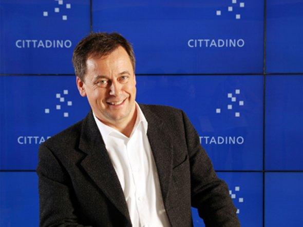 Cittadino-Gründer Franz-Josef Medam