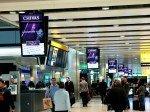 Gehören zum Programm: 2000 digitale Medien an britischen Flughäfen (Foto: JCDecaux UK)