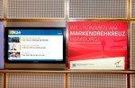 """Auch am """"Markendrehkreuz"""" will man Werbungtreibende von Airportmedien begeistern (Foto: IAM)"""