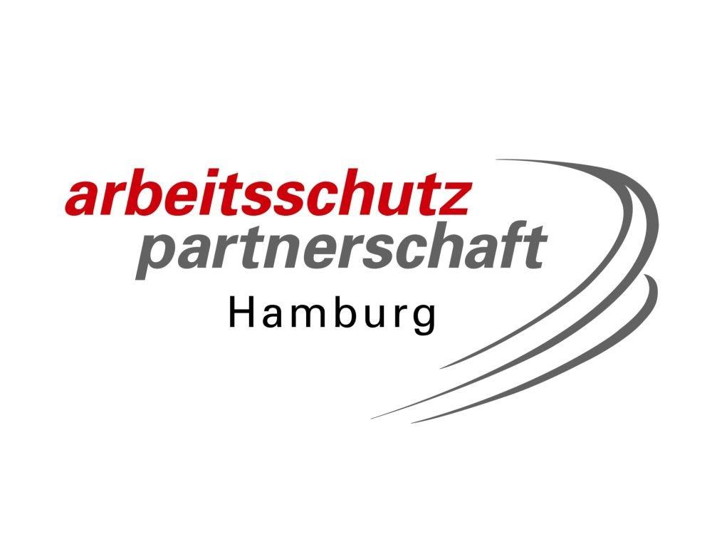 Panasonic wurde nun in Hamburg für seine Umsetzung von Arbeitsschutzmaßnahmen ausgezeichnet(Grafik Arbeitsschutz Partnerschaft Hamburg)