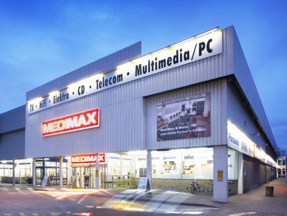 Zuwachs im Jubiläumsjahr: MEDIMAX-Markt (Foto: MEDIMAX)
