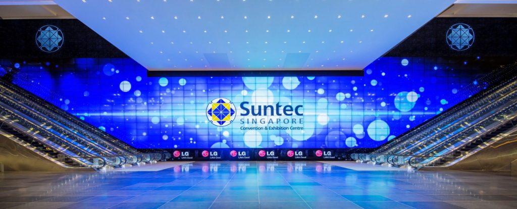 Suntec-LED-Wall-Singapur-Panorama
