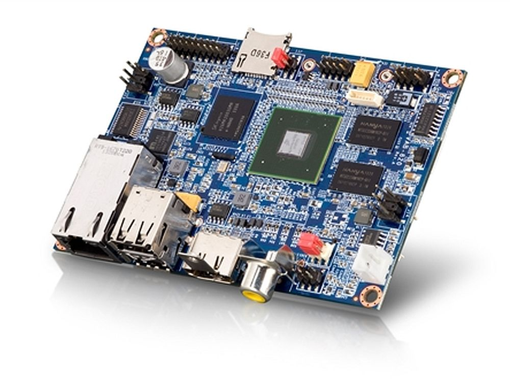 VIA kommt mit dem neuen VAB-820 Pico-ITX auf den Markt (Foto: ViA Technologies)