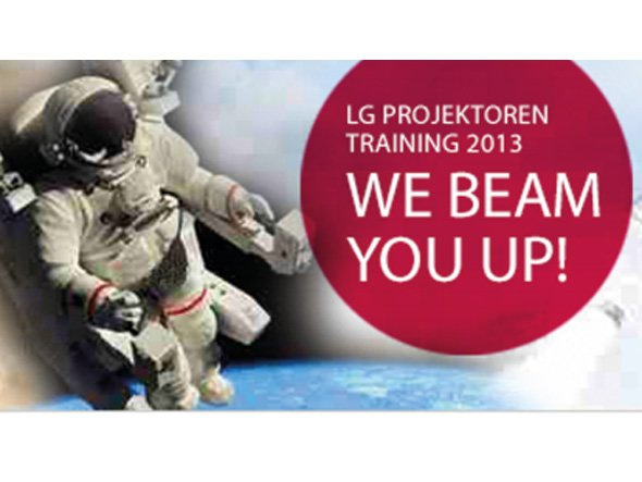 LG lädt zum Projektorentraining ein