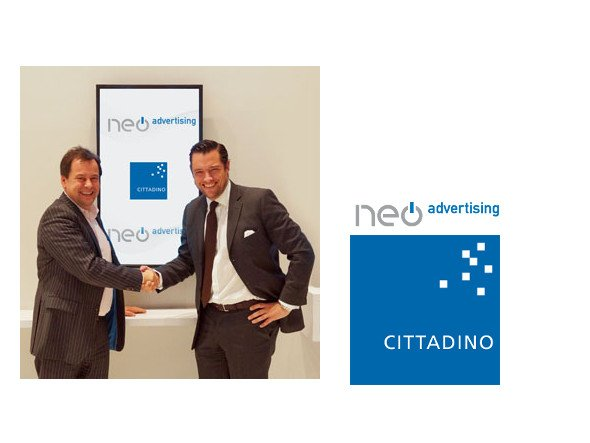 Strategische Allianz: Cittadino und Neo Advertising