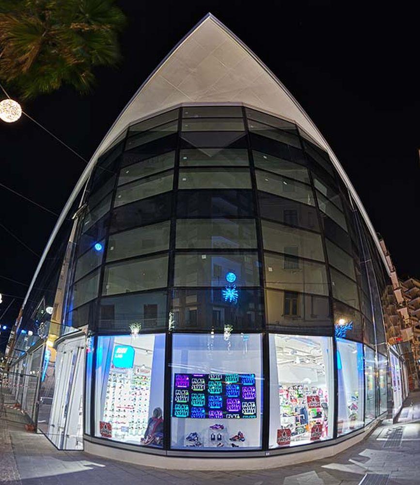 Außenansicht eines AW LAB (Foto: M-Cube)