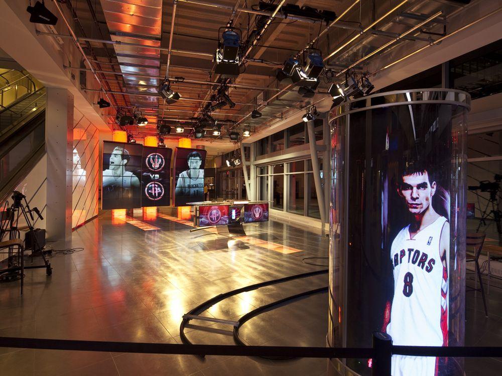 Das Air Canada Centre ist Heimat eines Basketballteams sowie je einer Eishockey- und Lacrossemannschaft (Foto: DynaScan)