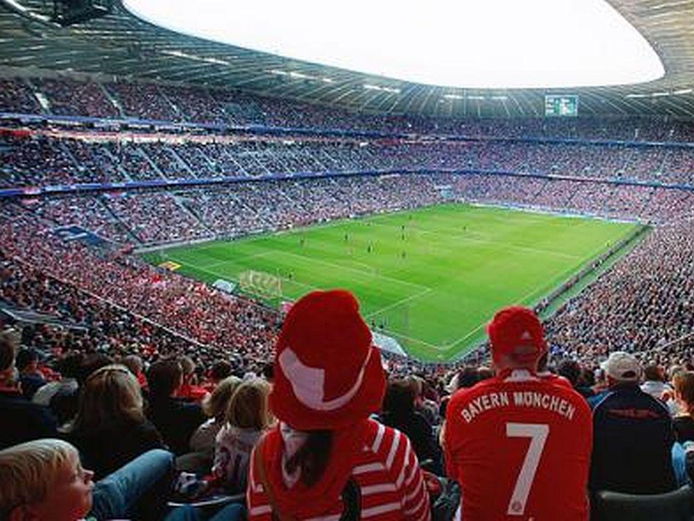 Der FC Bayern München spielt ab 2014 in einer hochmodernen Allianz Arena mit neuen Displays und LTE-Netz (Foto: FC Bayern)