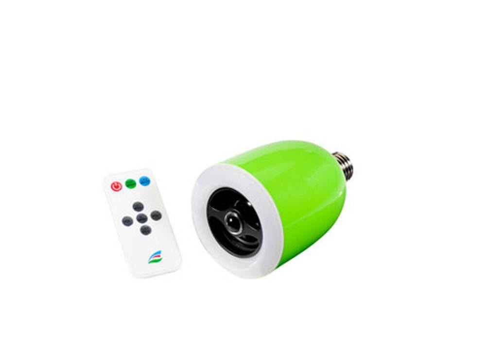 Das Boomer Light ist in grün, pink, gelb und weiß lieferbar(Foto: Ultron)