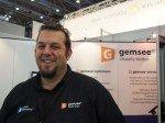 Sales-Manager Christian Gächter von Gemsee (Foto: TK/ invidis.de)