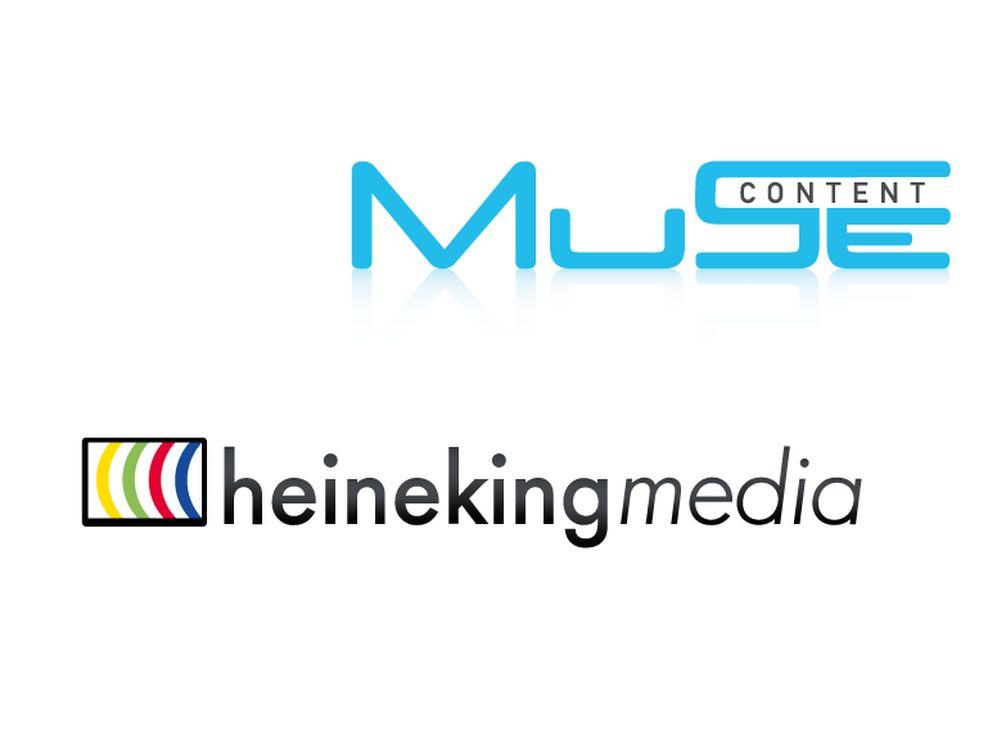 Muse Content setzt auf yoomster von heinekingmedia (Grafik: Unternehmen/ Montage: invidis.de)