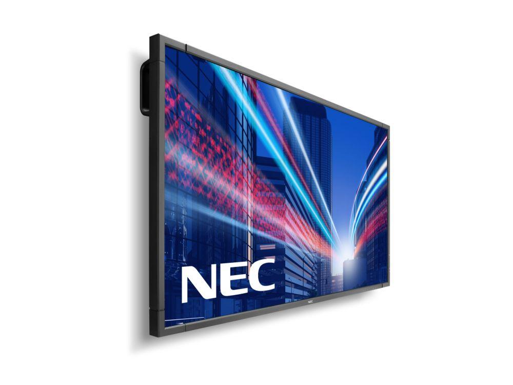 NEC hat die P-Serie verjüngt: Modell MultiSync P801 (Foto: NEC)