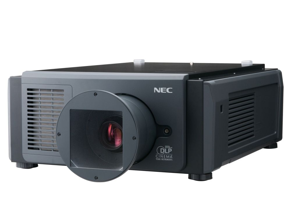 Ab 2014 ist der Laser-Projektor NC1100L von NEC erhältlich (Foto: NEC)