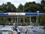 Nationaler Roll-Out: Tesco-Tankstelle in Sandhurst (Foto: Tesco)