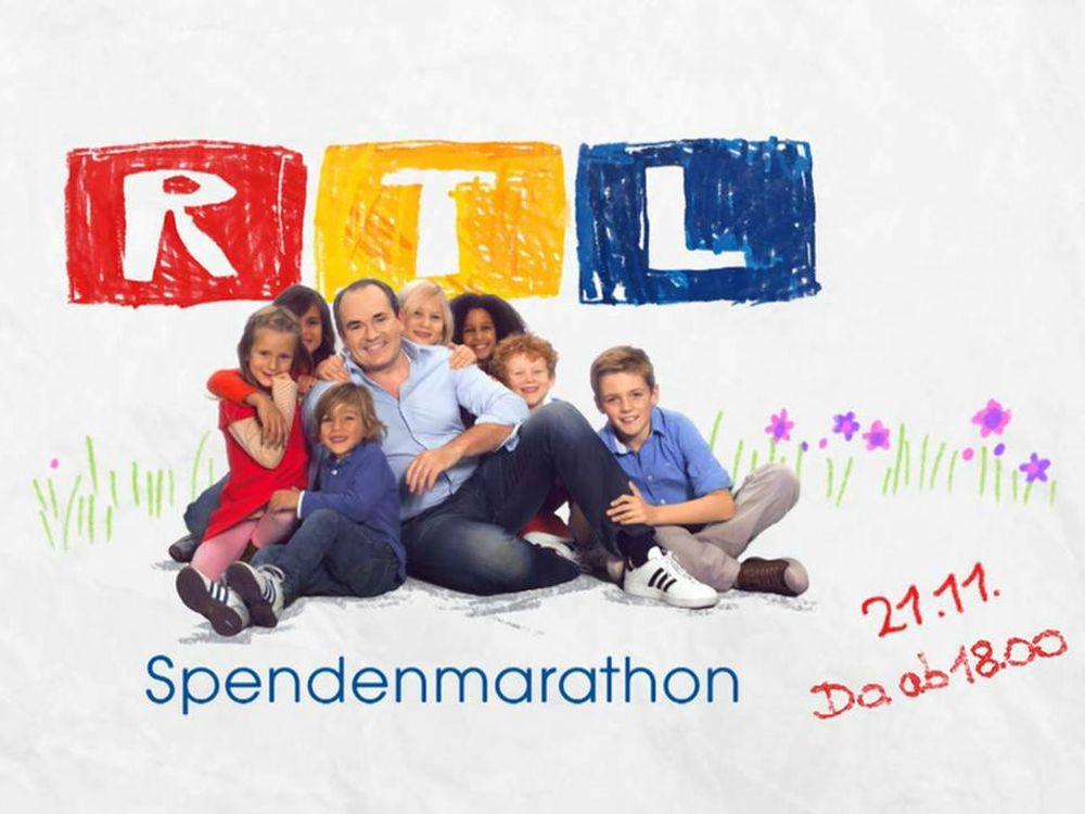 Motiv für den RTL Spendenmarathon: Eine nationale Digital-out-of-Home-Kampagne unterstützt die Charityaktion (Foto: United Digital Screens)