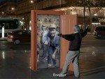 Intelligentes Display sorgt für Verblüffende Effekte (Foto: TBWA \Paris)