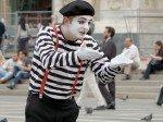 Der Pantomime war hunderte von Kilometern entfernt (Foto: TBWA \Paris)