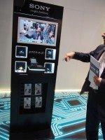 Sony setzt in Frankreich auf das intelligente Daumenkino von Instore Solutions aus der Schweiz