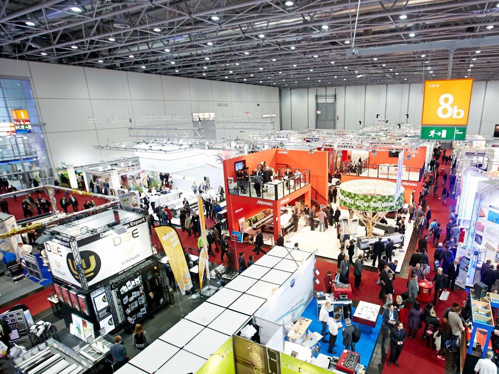 Visom 2013 - Plus an Besuchern in Düsseldorf (Foto: Behrendt & Rausch Fotografie)