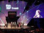 Eyefactive konnte bei der Preisverleihung in Leipzig einen Preis abräumen (Foto: Eyefactive)
