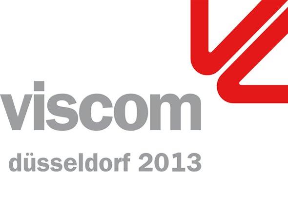 Noch zwei Tage bis zur Viscom in Düsseldorf
