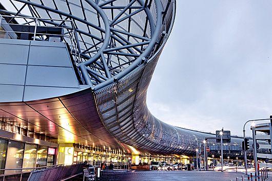 DUS Airport (Photo: Andreas Wiese, Flughafen Düsseldorf)