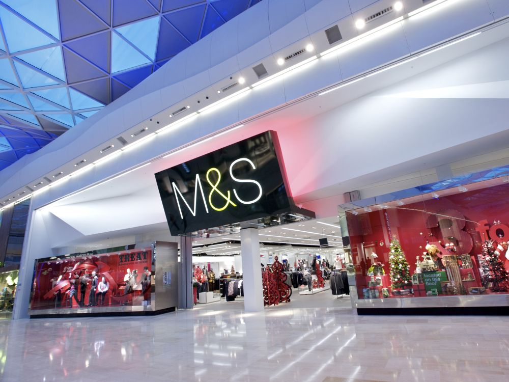 Marks & Spencer - Filiale Westfield London (Foto: Marks & Spencer)