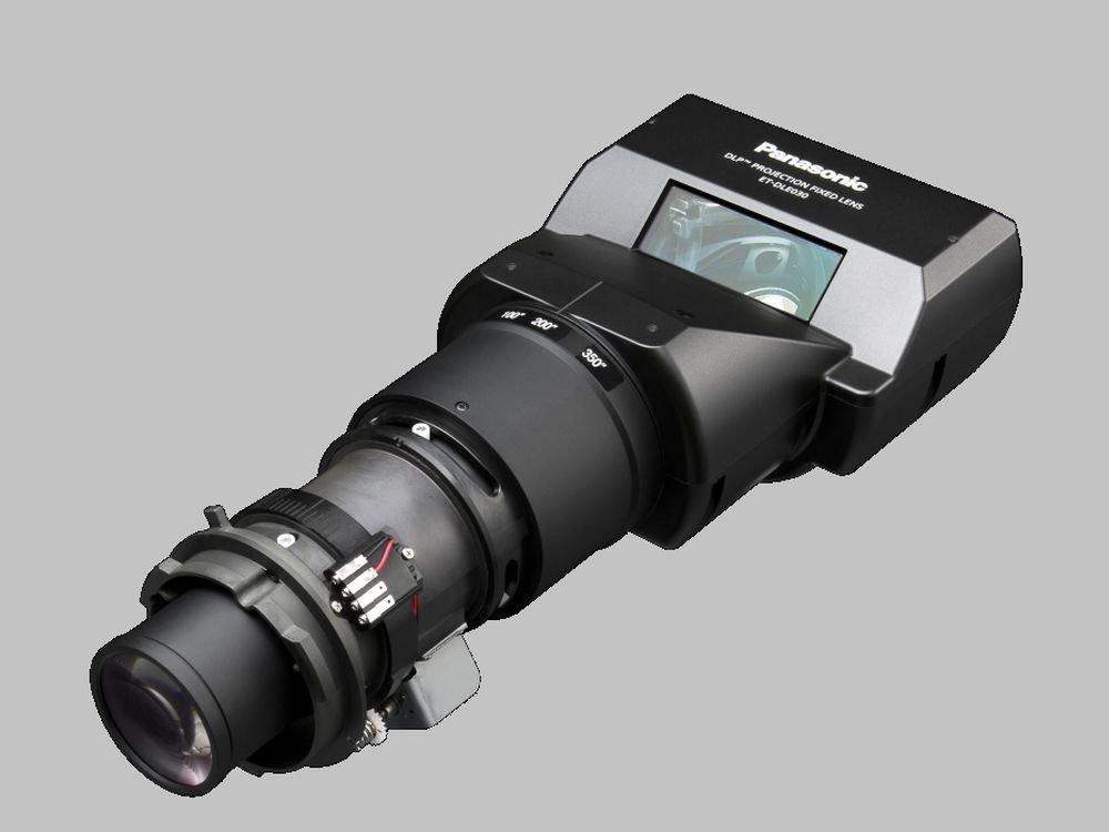 ET-DLE030 - Short Trow-Optik für 1 Chip DLP Projektoren (Foto: Panasonic)