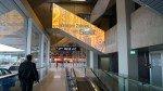 Schräge Raute: die Installation im Dezember 2013 (Foto: Köln Bonn Airport)
