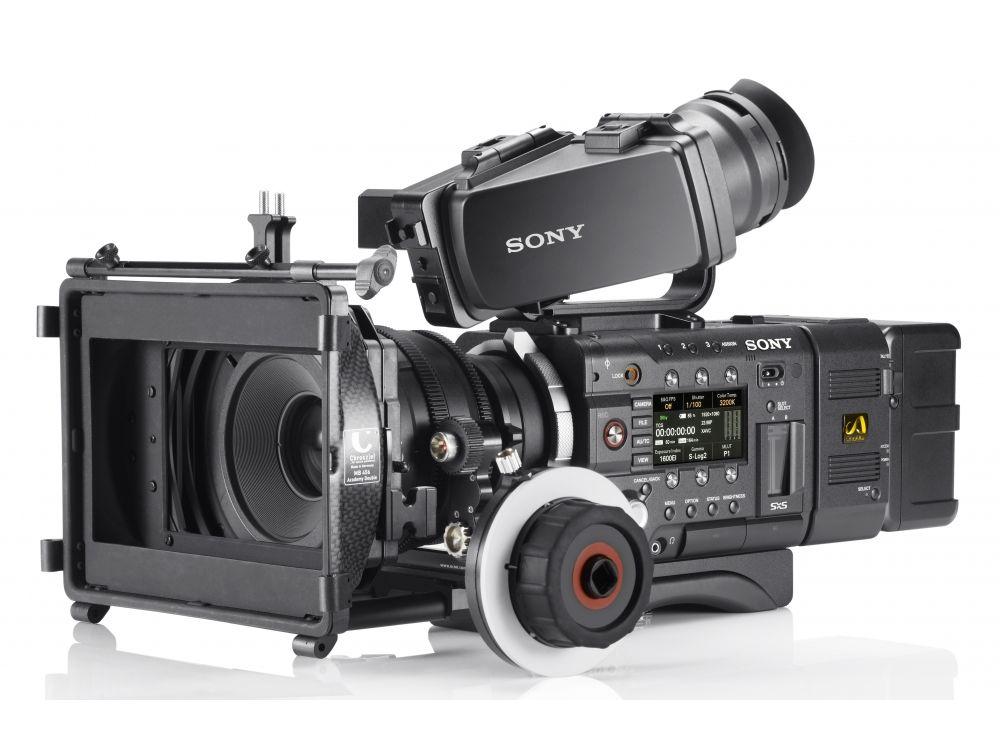 4K-Produktion: Kameras wie Sonys PMW-F55 werden für die Ultra HD-Produktion benötigt (Foto: Sony)
