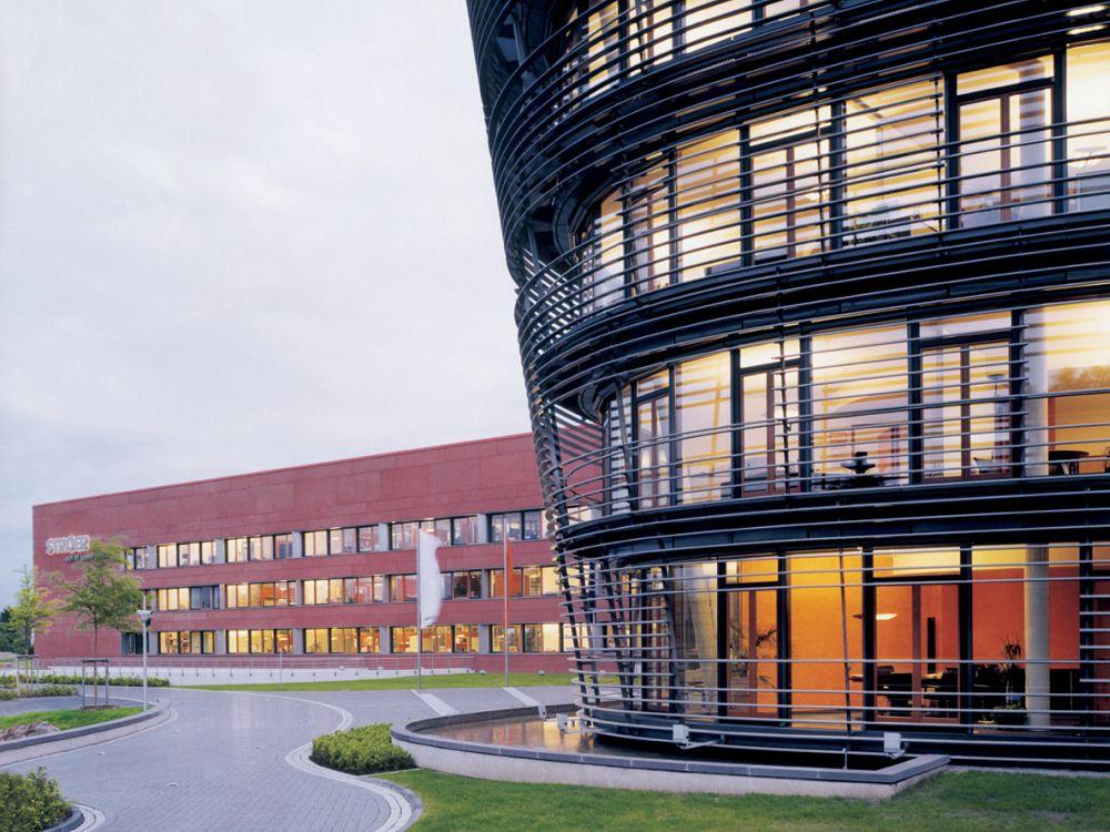 Unternehmenszentrale in Köln (Foto: Ströer)