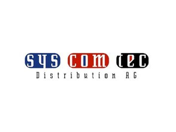syscomtec: Hochwertigen Produkte und Beratung sind der Leistungsausweis(Grafik: syscomtec Distribution AG)