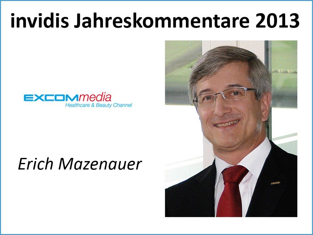 Erich Mazenauer, Excom Media AG