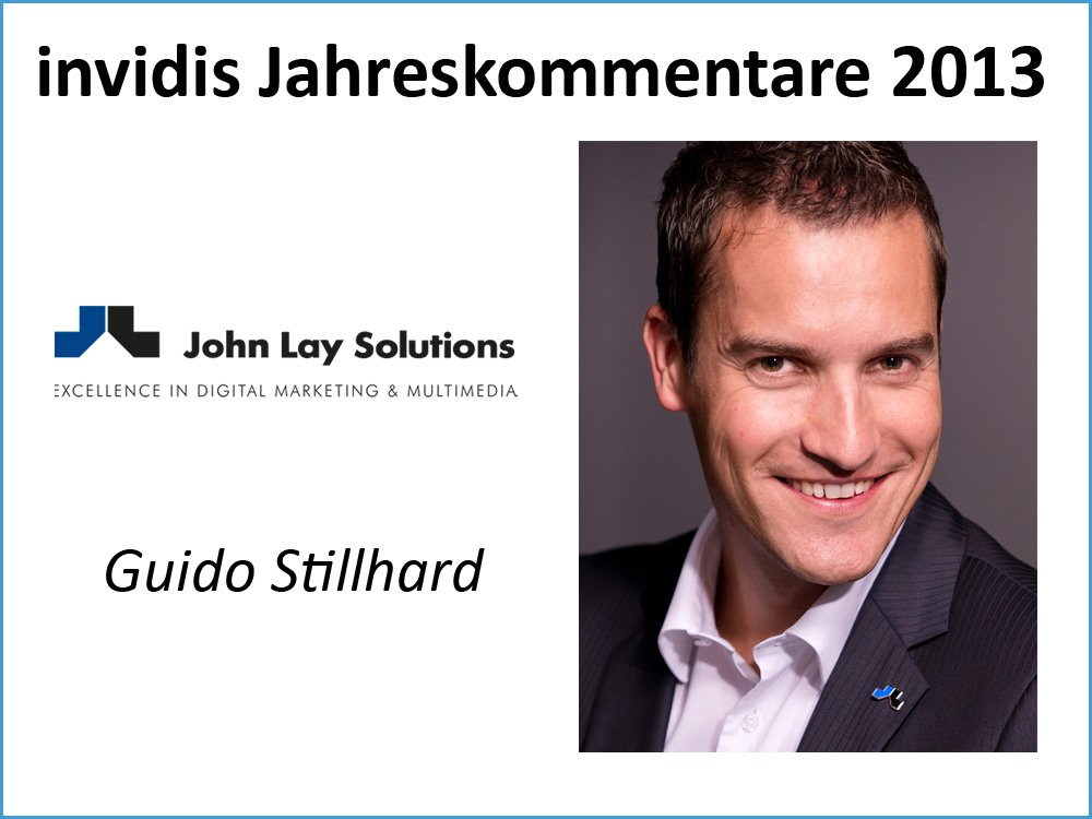 Guido Stillhard, John Lay Solutions AG