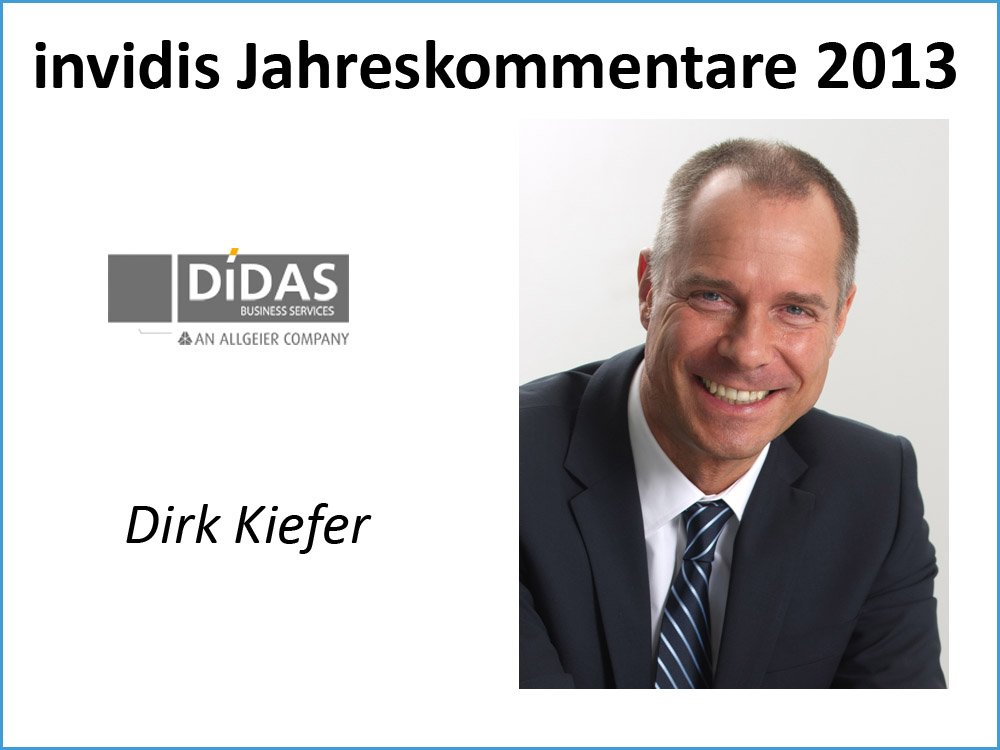 Dirk Kiefer, DIDAS Business Services GmbH