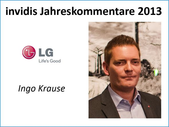 Ingo Krause, LG ELECTRONICS Deutschland GmbH