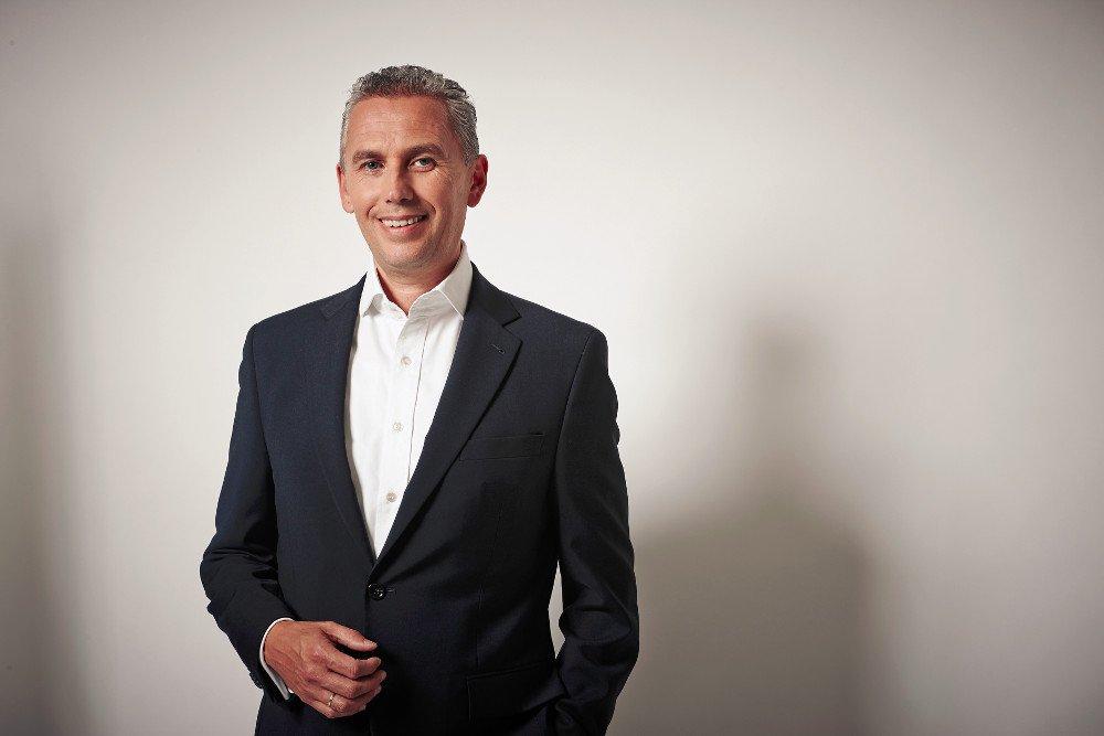 Infoscreen-Geschäftsführer Franz Solta