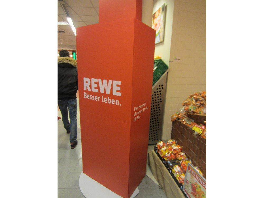 Rewe bietet neuen Service